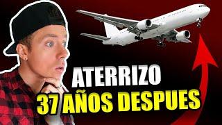 EL CASO del avión que DESAPARECIÓ y ATERRIZÓ 37 AÑOS después de despegar