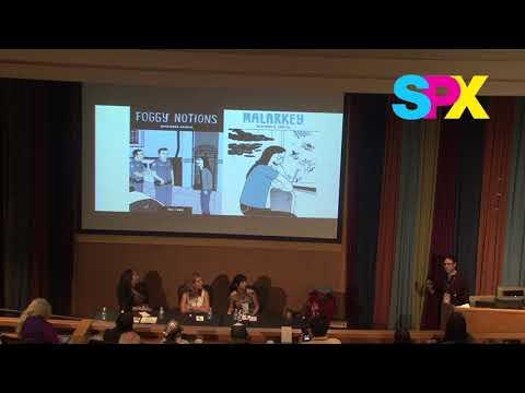 SPX 2017 Panel - The Serious Business of Humorous Memoir