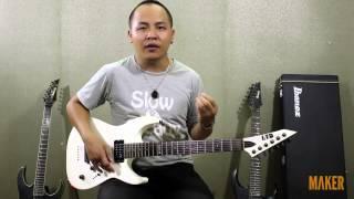 Godhand Mechanics I - 1. Giới thiệu về Guitar điện