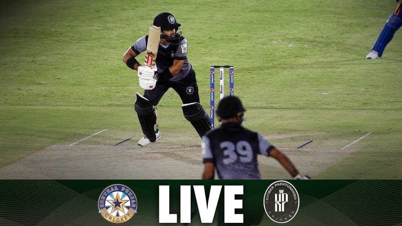 LIVE | Match 2 | Khyber Pakhtunkhwa vs Central Punjab | National T20 2021