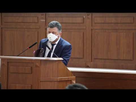 Moy gorod: Георгиев о подготовке области к борьбе с коронавирусом
