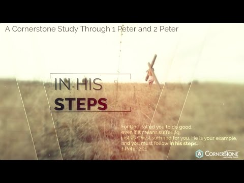 In His Steps - Week 13 - Father's Day