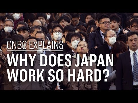 Why does Japan work so hard? | CNBC Explains