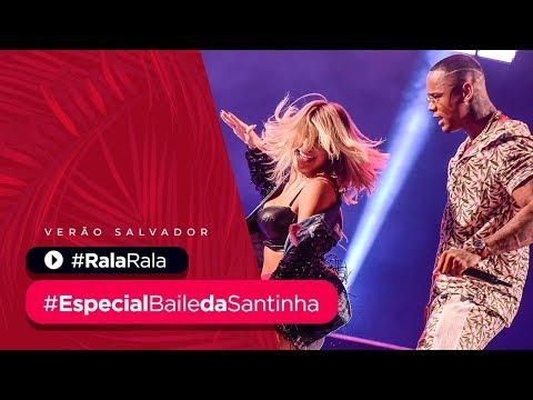 RALA RALA - part Lore Improta - Especial Baile da Santinha de Verão  Léo Santana