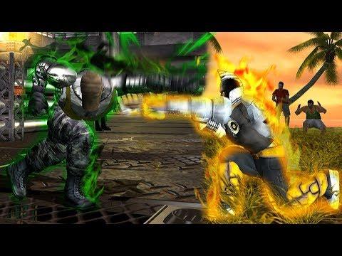 [TAS] Tekken Tag Tournament - P-Jack 🤖 / Gun Jack 🌚