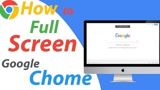 Check out this step by step tutorial on enabling full screen mode o...