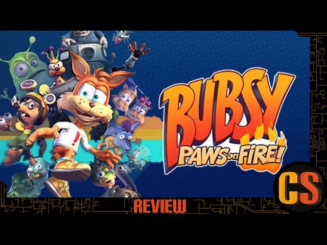 BUBSY: PAWS ON FIRE! - REVIEW