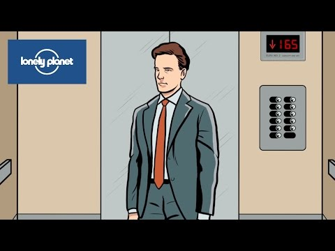 How to survive in a free falling elevator ...