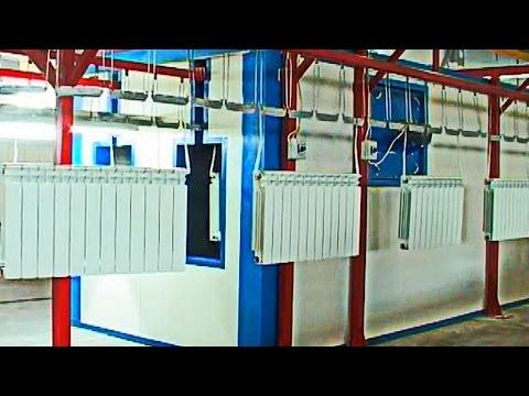 Как производят радиаторы Rifar - Рифар