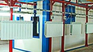 Как производят радиаторы Rifar - Рифар(Отзывы о радиаторах на сайте http://neoenerg.ru/ . Компания