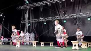 RIXSDORFER - German folk dance