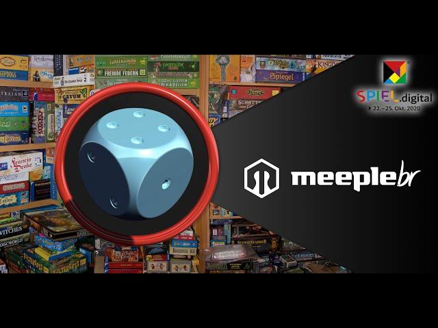 Bem-Vindos a SPIEL.digital - Meeple BR