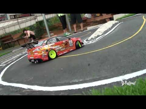 2010. 8. 7 RC Drift Real Circuit