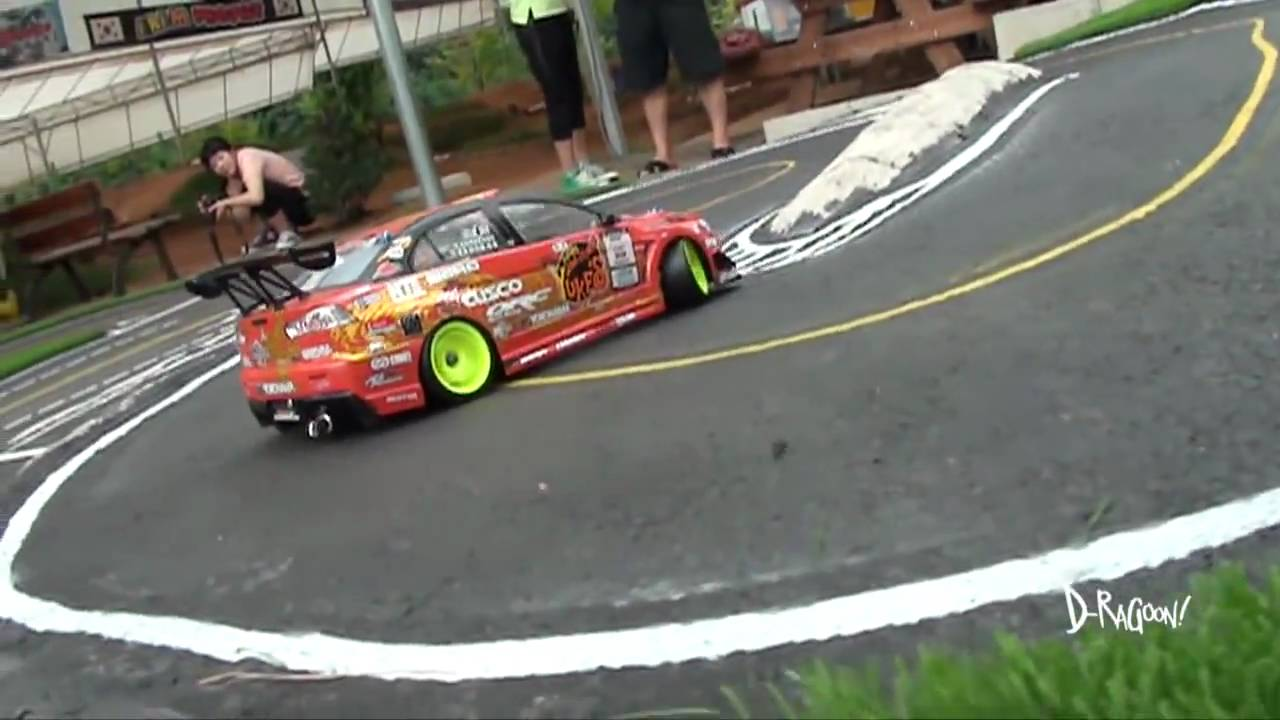 2010. 8. 7 RC Drift Real Circuit #1