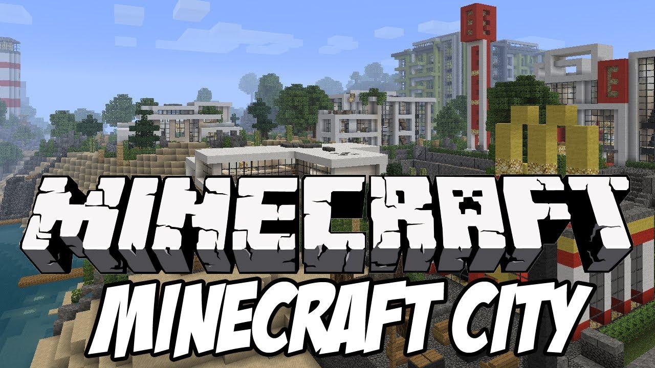 Minecraft City Hd World Of Keralis