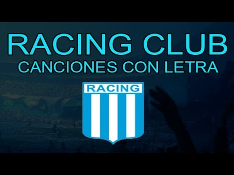 RACING CLUB - CANCIONES CON LETRA