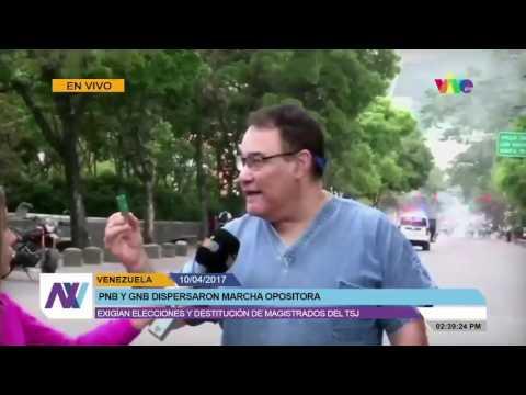 MANIFESTACIONES EN VENEZUELA 1