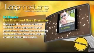 KJ Sawka Live Drum Bass Samples - KJ Sawka Live DnB