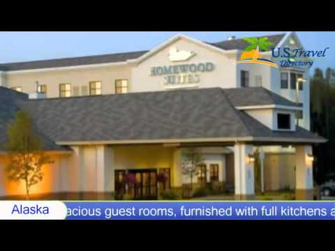 Homewood Suites by Hilton Anchorage 3 Star Hotel in Anchorage, Alaska