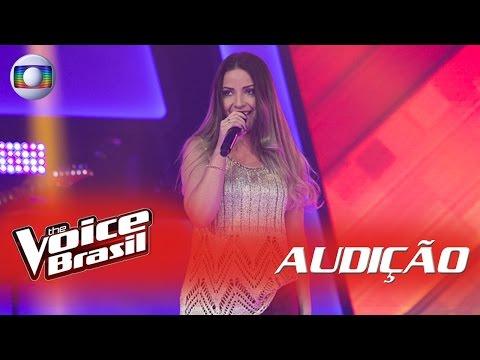 Nira Duarte canta 'Pra Te Esquecer' nas Audições – 'The Voice Brasil' | 5ª Temporada