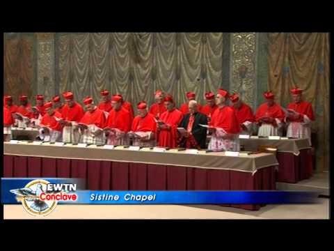 Conclave Procession 2013/03/12
