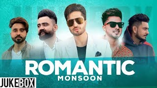 Romantic Mansoon Jukebox Jassi Gill Amrit Maan Goldy Desi Crew Latest Songs 2019