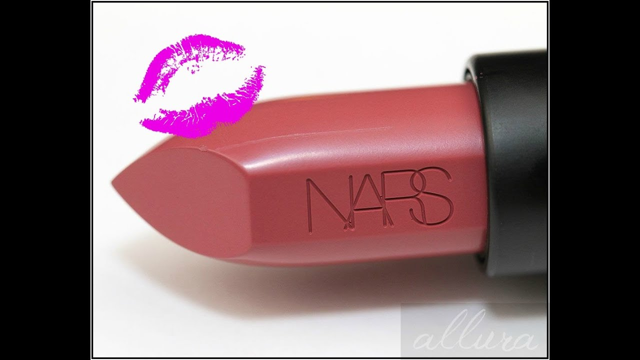 Extrêmement NARS AUDACIOUS LIPSTICK REVIEW + LIP SWATCHES! - YouTube CS72