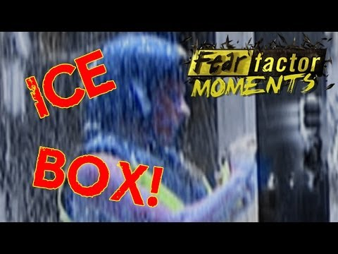Fear Factor Moments   Dual Ice Box