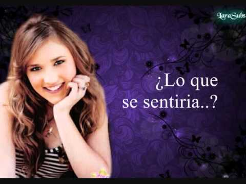 Emily Osment Let's Be Friends Subtitulada al Español