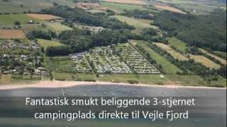 Hagen Strand Camping i små klip