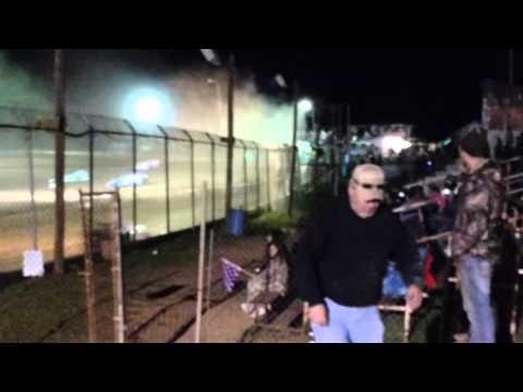 Skyline Speedway Heat 1 Chad Roush #32 4-1-16