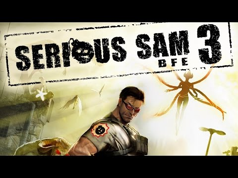 Serious Sam 3 BFE 10 The Lost Temples of Nubia G