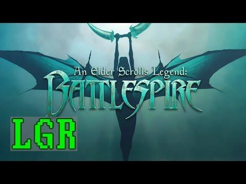 LGR - Elder Scrolls: Battlespire - DOS PC Game Review thumbnail