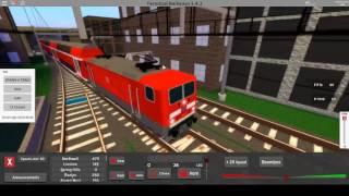 ROBLOX Terminal Railways Ep. 1 - IT'S A ROBLOX TRAIN SIMULATOR!