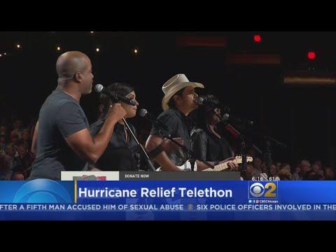 Telethon Raises More Than $15 Million For Hurricane Victims
