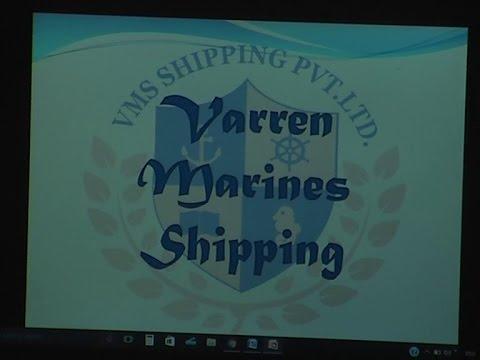 Navi Mumabi Awaaz - Shaher mein - VMS Shipping Pvt. Ltd (Seminar)