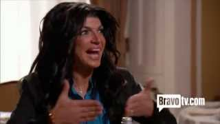 Teresa Giudice and Caroline Manzo Square Off  The Real Housewives of New Jersey Season 5