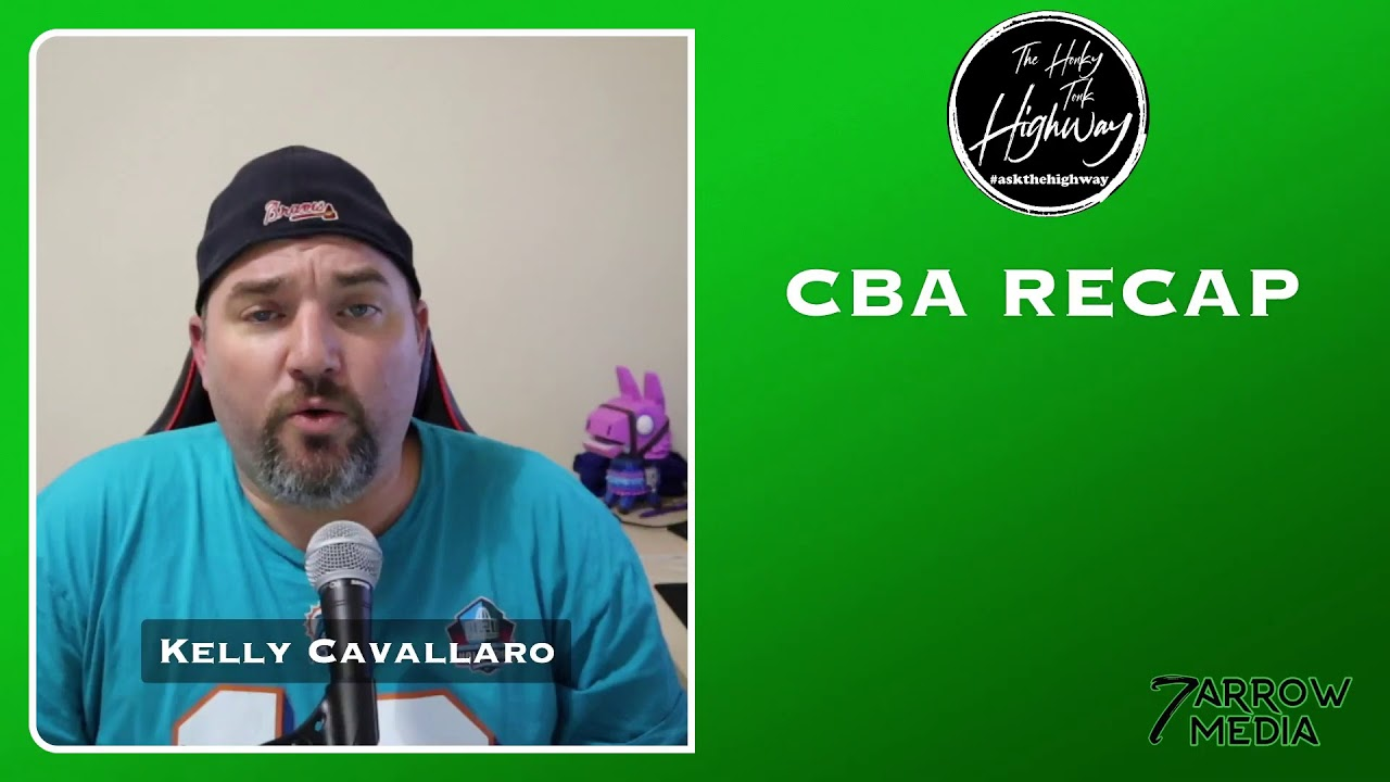 CBA Recap:  A look back at the 25th Crystal Boot Awards (The Honky Tonk Highway Episode 103)
