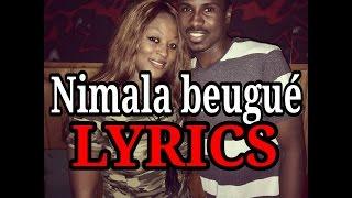 Dip doundou guiss Ft Titi - Nimala beugué (lyrics)