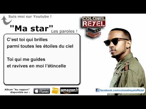 REYEL COLONEL AU RAPPORT TÉLÉCHARGER ALBUM