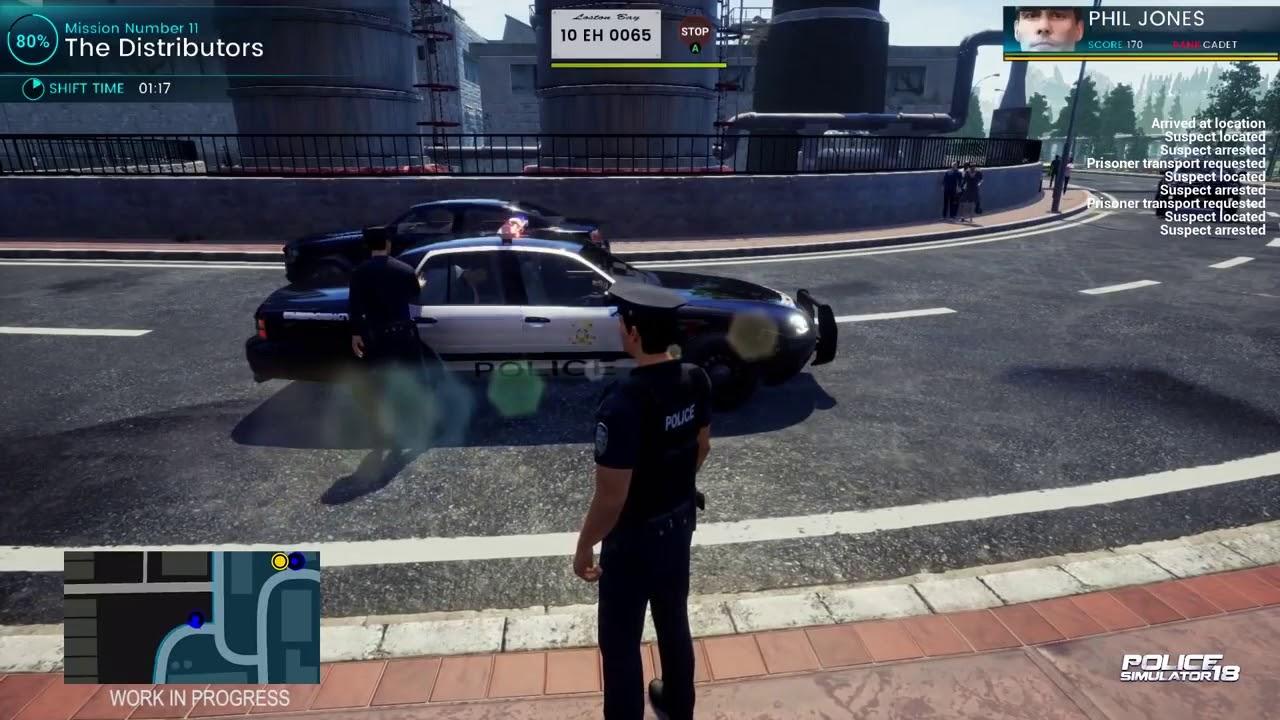 Police Simulator 18 Indir Torrent Full Youtube