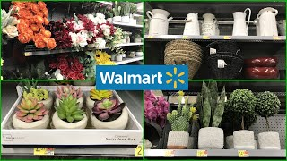 WALMART HOME DECOR CRAFTS SUPPLIES SHOP WITH ME 2021
