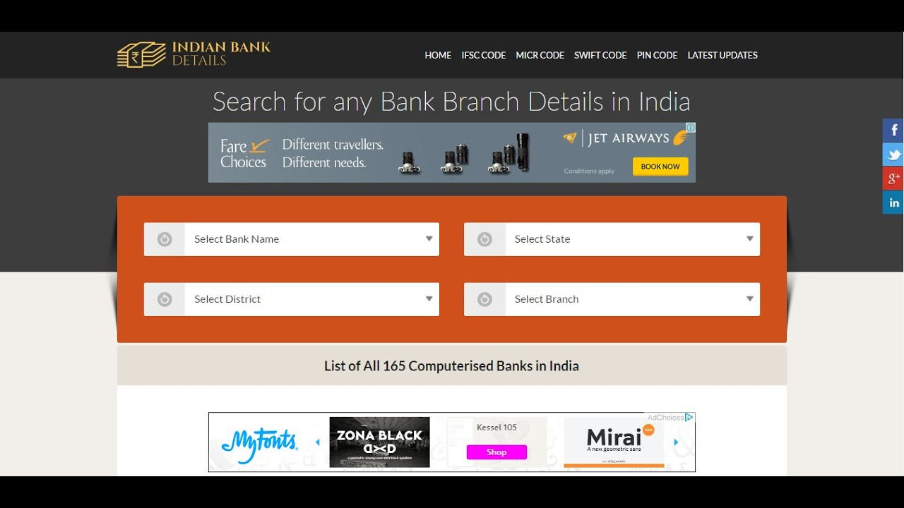 How to Find out Your All Bank Details | Hindi Tutorial | - YouTube