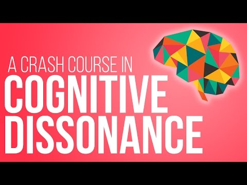 Cognitive Dissonance Theory: A Crash Course