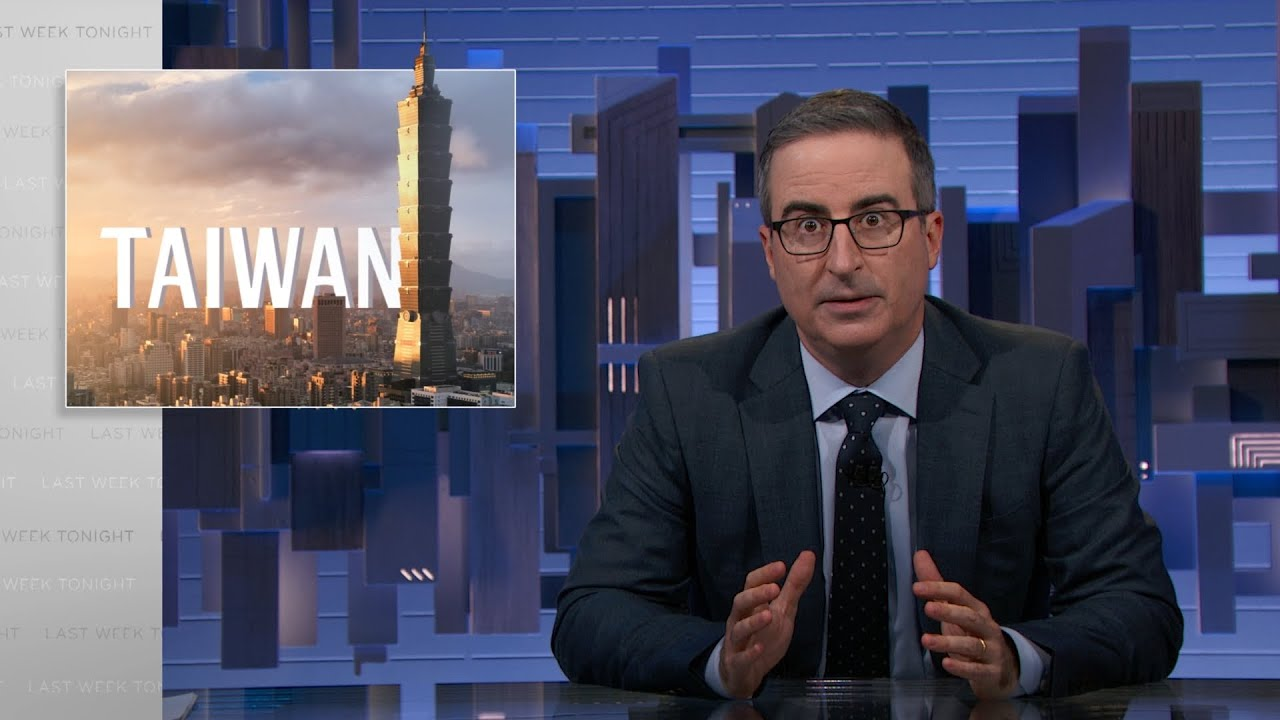Download Taiwan: Last Week Tonight with John Oliver (HBO)