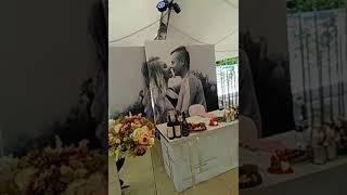 Подборка оформление свадьбы. Стол жениха и невесты