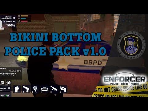 Enforcer Skins | Bikini Bottom Police Pack V1.0