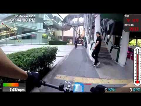 "Crius folding bike 14"" in Bangkok"