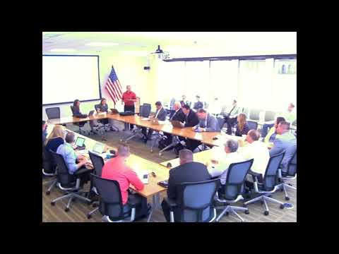 Broadband Advisory Council, May 4, 2017
