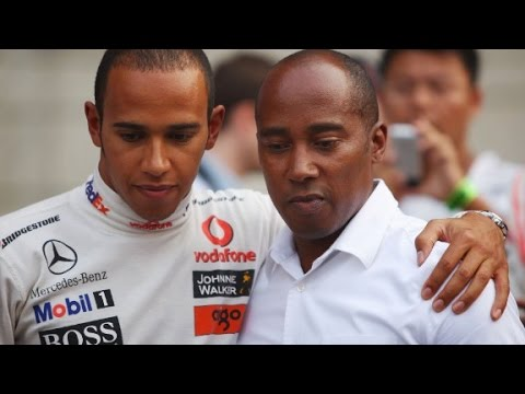 Lewis Hamilton's father speaks to CNN